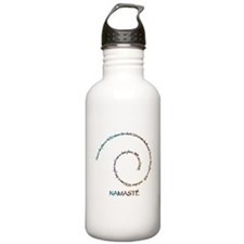Meaning of Namaste Sports Water Bottle