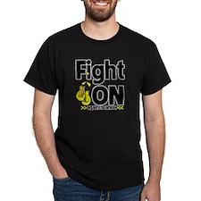 Fight On Sarcoma Cancer T-Shirt