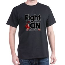 Fight On Oral Cancer T-Shirt