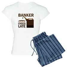 Banker Chocoholic Gift Pajamas
