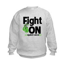 Fight On Lymphoma Sweatshirt