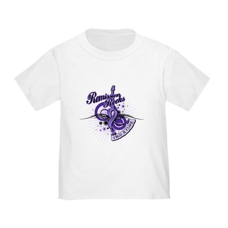 Hodgkin's Lymphoma Remission Toddler T-Shirt