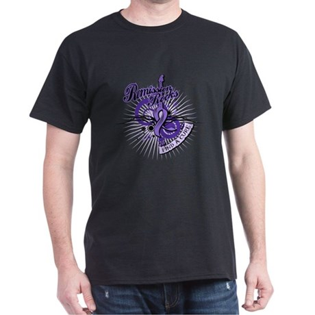 Hodgkin's Lymphoma Remission Dark T-Shirt