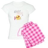 Golf Chick pajamas