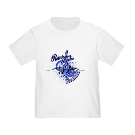 Esophageal Cancer Remission Toddler T-Shirt