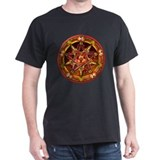 Fire Elemental Pentacle T-Shirt