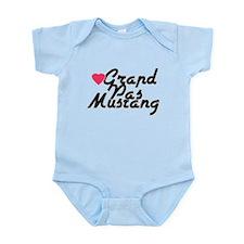 Grand Pas Mustang Infant Bodysuit