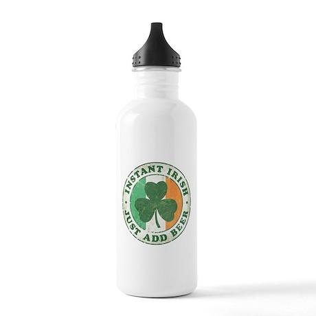 Instant Irish [vintage] Stainless Water Bottle 1.0