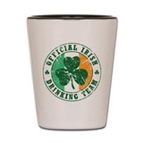 'Vintage' Irish Drinking Team Shot Glass