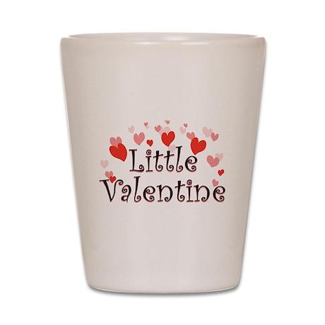 Little Valentine Shot Glass
