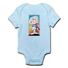SchoolHouse Rocks Bill 2 Infant Bodysuit