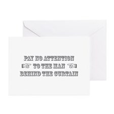 Pay No Attention Greeting Cards (Pk of 10)