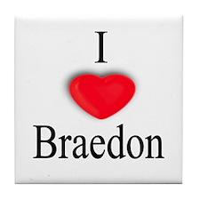Braedon Tile Coaster
