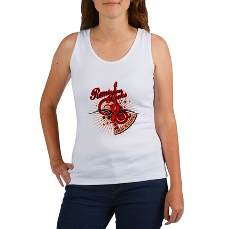 Blood Cancer Remission ROCKS Women's Tank Top