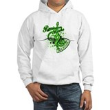 NonHodgkins Remission Rocks Hoodie
