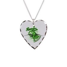 NonHodgkins Remission Rocks Necklace
