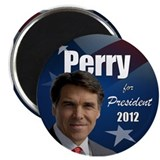 "Rick Perry 2012 2.25"" Magnet (10 pack)"