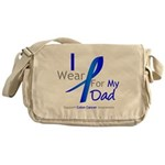 Colon Cancer Dad Messenger Bag