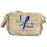 Colon Cancer Mother Messenger Bag