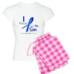 Colon Cancer Son Women's Light Pajamas