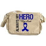 AlwaysMyHero Aunt Messenger Bag