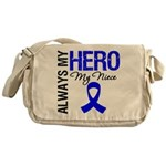 AlwaysMyHero Niece Messenger Bag