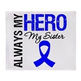 AlwaysMyHero Sister Throw Blanket