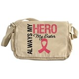 AlwaysMyHero Sister Messenger Bag