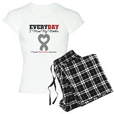 Brain Cancer Mother Pajamas