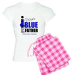 IWearBlue Father Women's Light Pajamas