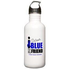 IWearBlue Friend Water Bottle