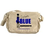 IWearBlue Granddaughter Messenger Bag