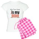 EndometrialCancerHeroTwin Women's Light Pajamas
