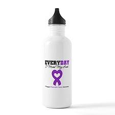 PancreaticCancer Aunt Water Bottle