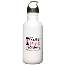IWearPinkSister-in-Law Water Bottle