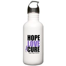 HopeLoveCure Lupus Water Bottle