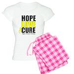 HopeLoveCure Sarcoma Women's Light Pajamas