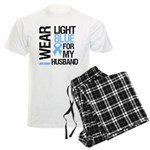 IWearLightBlue Husband Men's Light Pajamas
