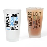 IWearLightBlue Uncle Drinking Glass