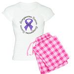 Leiomyosarcoma Survivor Women's Light Pajamas