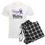 Leiomyosarcoma Hope Men's Light Pajamas