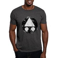MTB Logo White - T-Shirt
