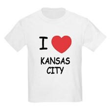 I heart kansas city T-Shirt