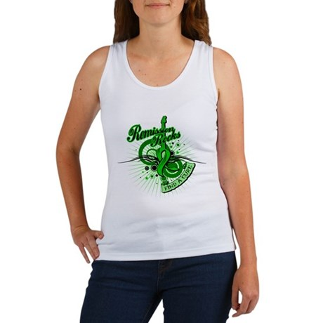 Bile Duct Cancer Remission Women's Tank Top