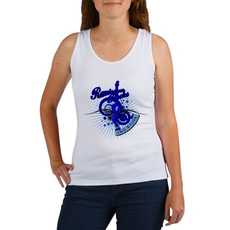 Rectal Cancer Remission ROCKS Women's Tank Top