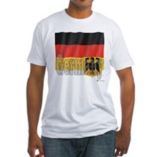 Silky Flag of Germany Shirt