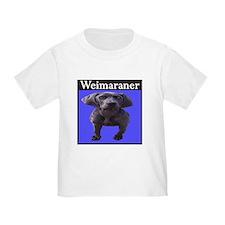 Unique Weimaraner T