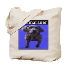 Unique Weimaraner tote Tote Bag