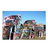 CADILLAC RANCH Postcards (Package of 8)