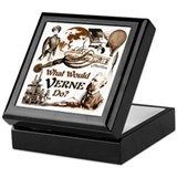 What Would Verne Do? Keepsake Box